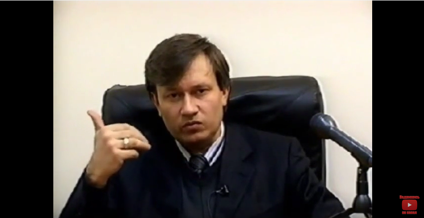 Григорий Грабовой. Фото Скриншот Youtube