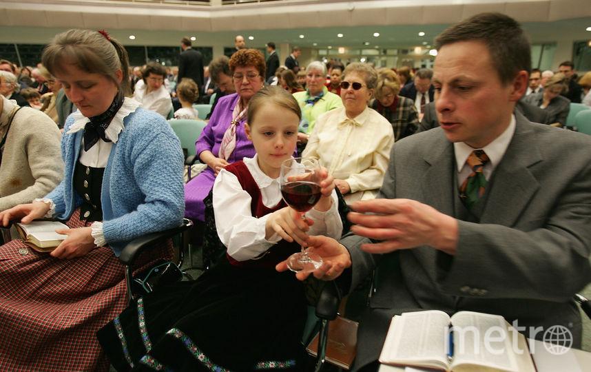 """Религиозная организация """"Свидетели Иеговы"""" признана в России экстремистской. Фото Getty"""
