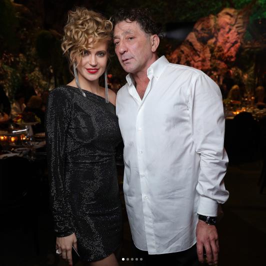 Григорий Лепс с Натальей Ионовой. Фото instagram/chistyakova_ionova