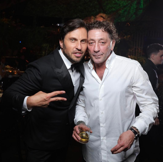 Григорий Лепс и Александр Ревва. Фото instagram/arthurpirozhkovС