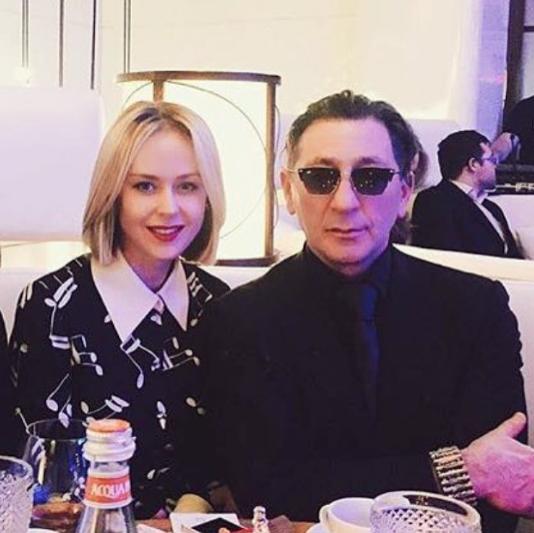 Григорий Лепс с женой Анной. Фото instagram/_lepsanna