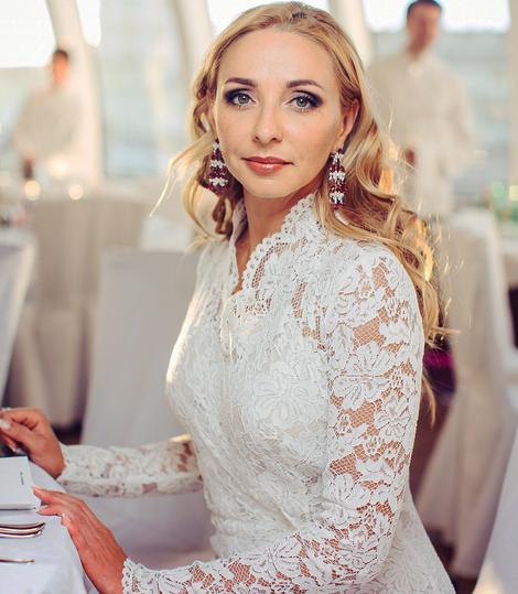 Татьяна Навка - фотоархив.