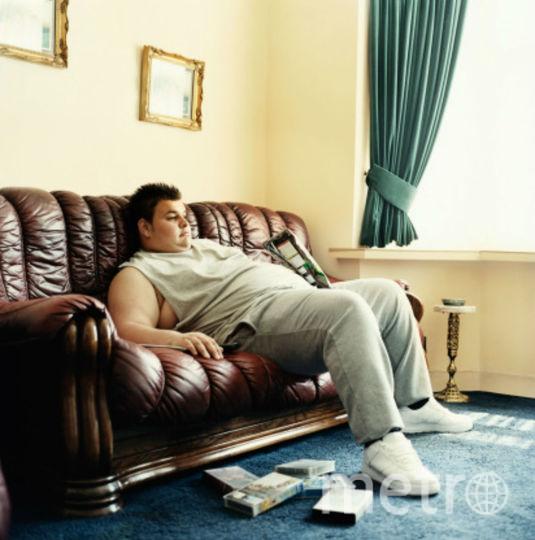Ученые выяснили, что неравномерность активности населения - это показатель высокого процента ожирения в стране. Фото Getty