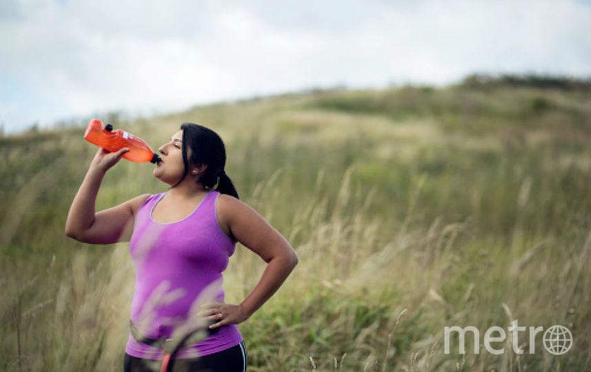 исо.Ученые выяснили, что неравномерность активности населения - это показатель высокого процента ожирения в стране. Фото Getty