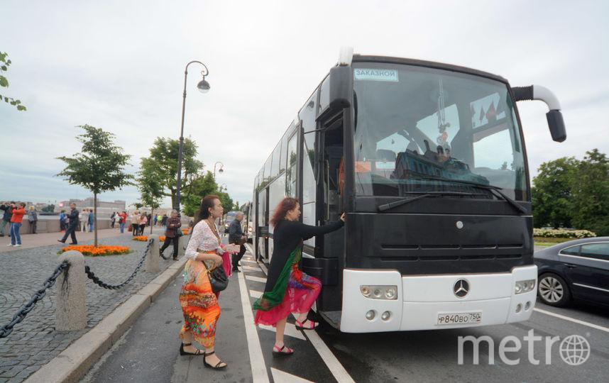 Петербуржцы критикуют велодорожки и нарушителей. Фото Все фото - Елена Пальм.