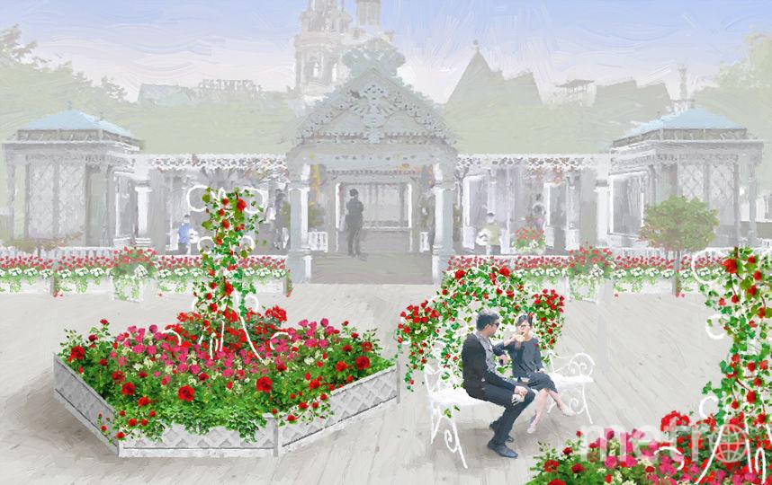 """Фестиваль """"Московское лето. Цветочный джем"""". Фото предоставлено организаторами."""