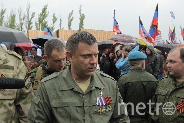 Александр Захарченко. Фото Getty