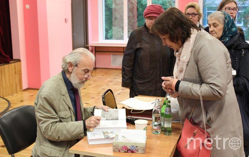 "Александр Дворкин. Фото Дарья Есенина, ""Metro"""