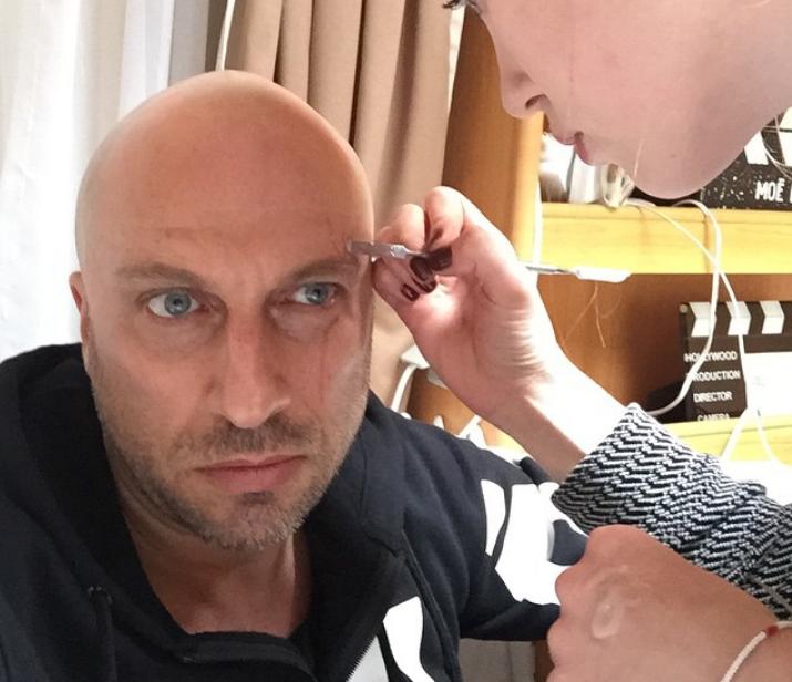 Дмитрий Нагиев - фотоархив. Фото Все - скриншот Instagram