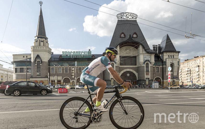 Владивосток: германец Бишофф лидирует после 2-х этапов марафонской велогонки Москва