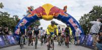 В Москве стартовала велогонка до Владивостока Red Bull Trans-Siberian Extreme