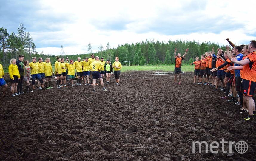 В финале клуб из Санкт-Петербурга переиграл финнов со счётом 1:0. Фото Личный архив