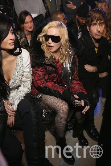 Кайли Дженнер и Мадонна. Фото Getty