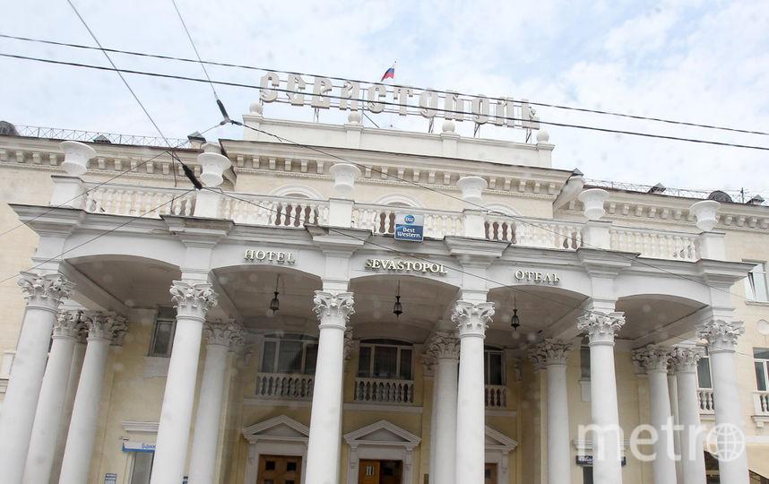 Севастополь, архивное фото. Фото Василий Кузьмичёнок