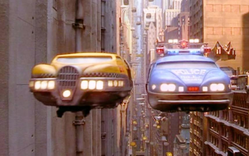В столице создали летающее такси насмену машинам— Будущее наступает