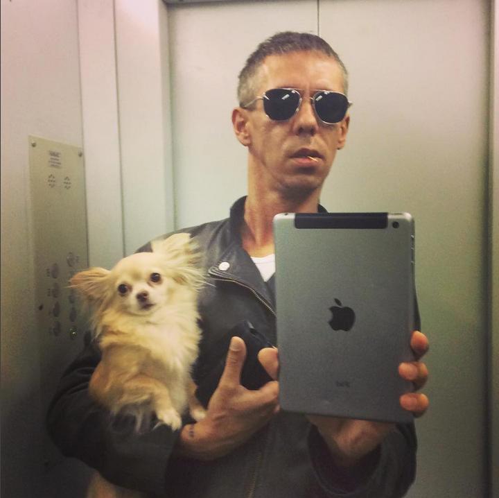 """""""Тебя изнасилует просто Лёша Панин!"""": Актер показал переписку дочери с ее мамой. Фото Скриншот/Instagram: panin.aleksey2018"""