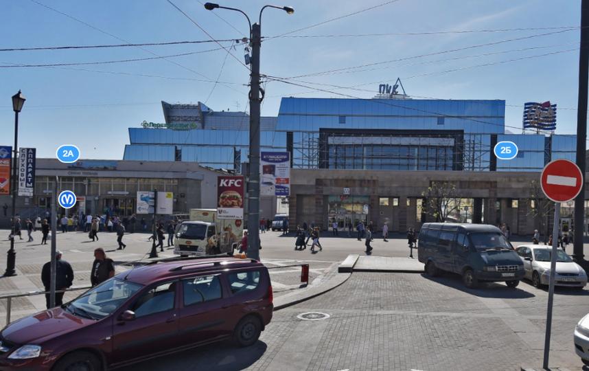Скриншот Яндекс.Панорамы. Фото vk.com