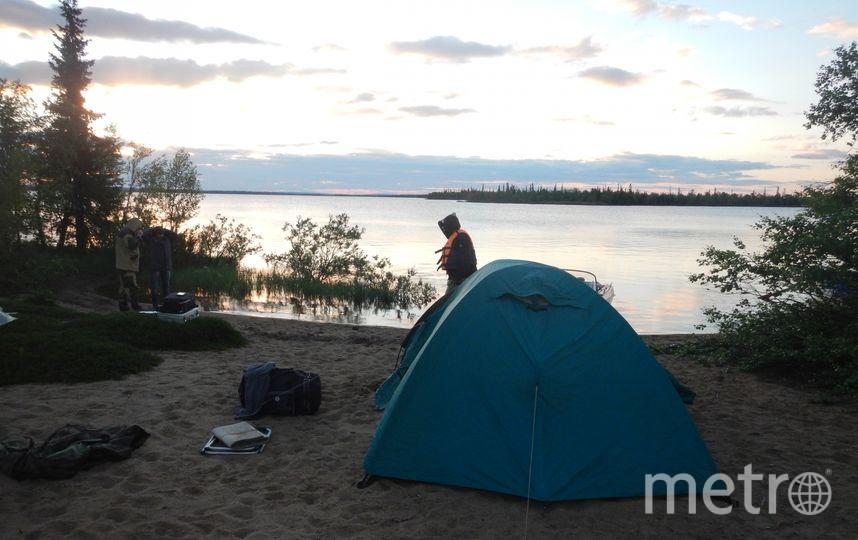 Петербуржец скончался на необитаемом острове. Фото все фото - murmansk.sledcom.ru