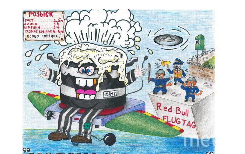 Red Bull Flugtag пройдёт 13 августа. Фото предоставлено Red Bull