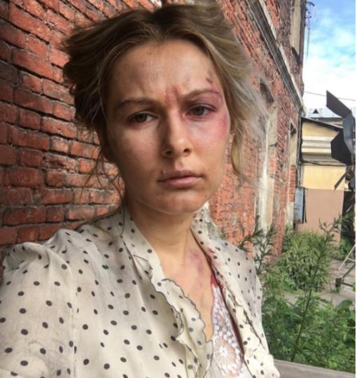 Мария Кожевникова. Фото Скриншот из Insatgram.