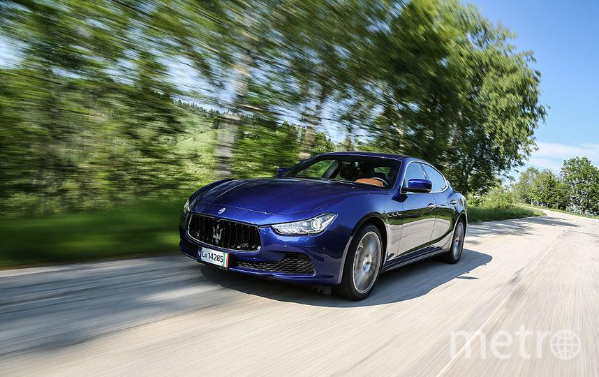 Maserati. Фото Getty