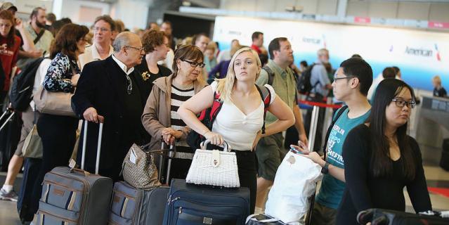 Госдума приняла закон, отменяющий бесплатный багаж при невозвратных авиабилетах