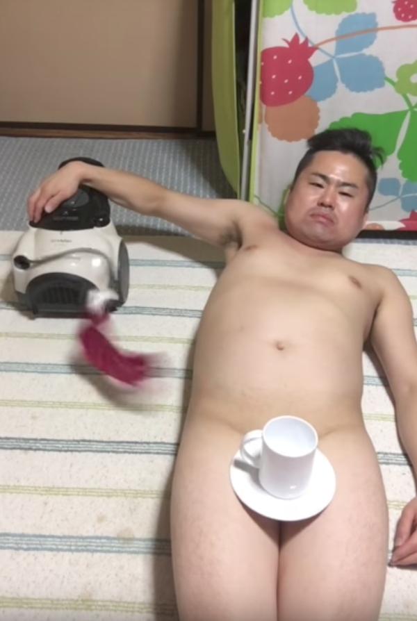 Японец Казухиза Уэкуса. Фото Скриншот Youtube