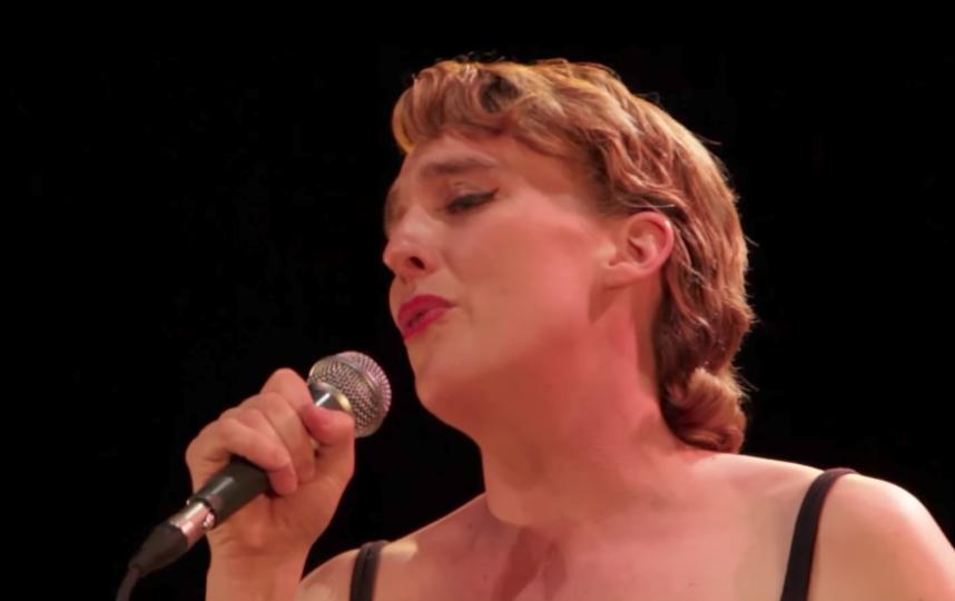 Барбара Велденс. Фото Скриншот Youtube