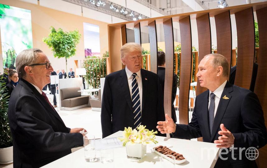 Саммит G 20 - фотоархив. Фото Getty