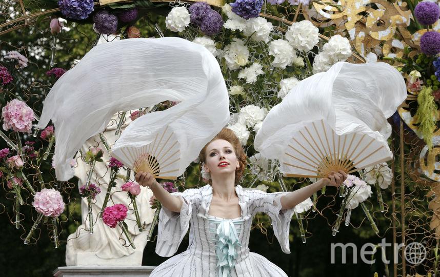 XV Международный фестиваль «Императорский букет». Фото Александр Николаев, Интерпресс