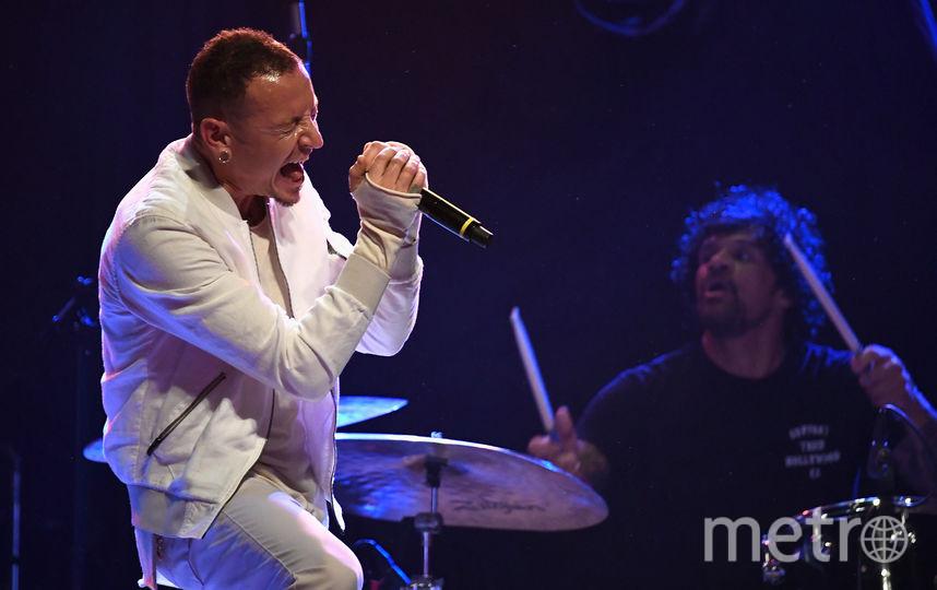 Гитарист группы Korn раскритиковал Беннингтона за трусливый выход. Фото Getty