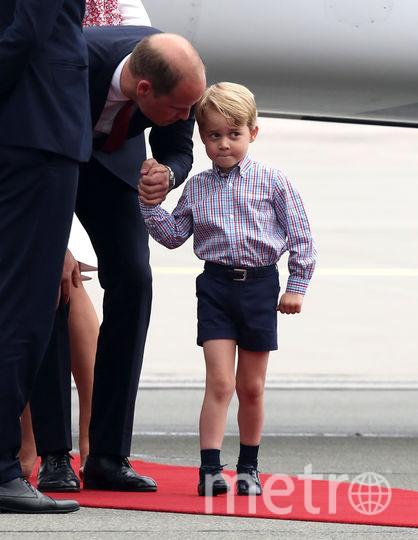 Джорджу 4: Самые милые фото принца. Фото Getty