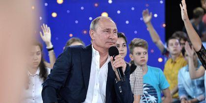 Владимир Путин рассказал, почему не пользуется Instagram