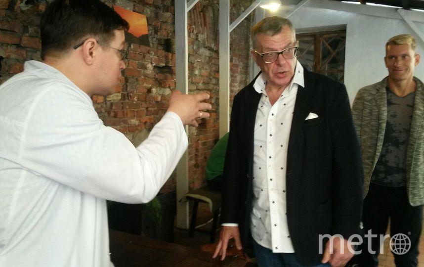 """В Петербурге открыли Арт-лабораторию. Фото Ольги Рябининой, """"Metro"""""""