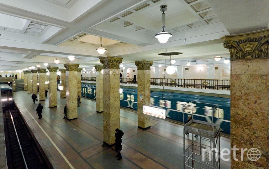 Участок «красной» веточки московского метро могут закрыть наремонт 23июля