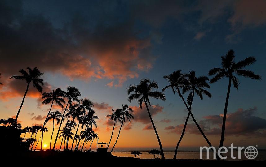 Гавайские острова. Фото Getty