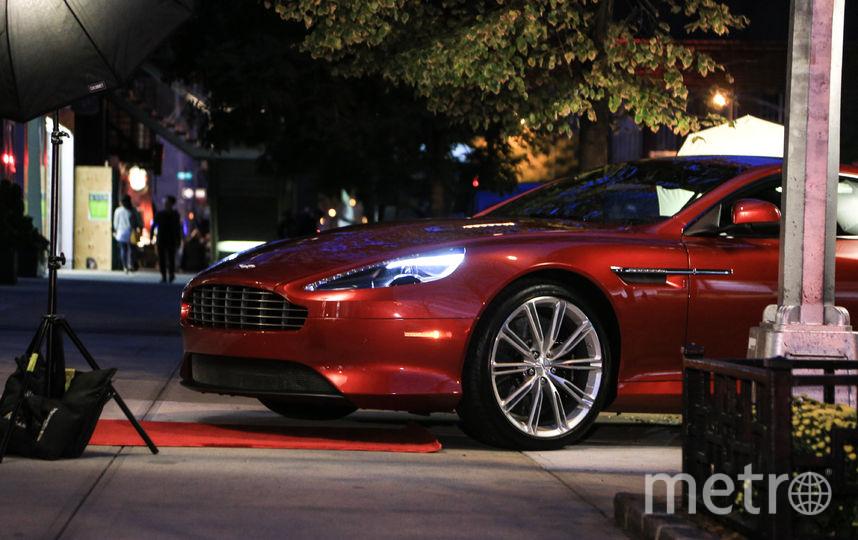Aston Martin DB9. Фото Getty