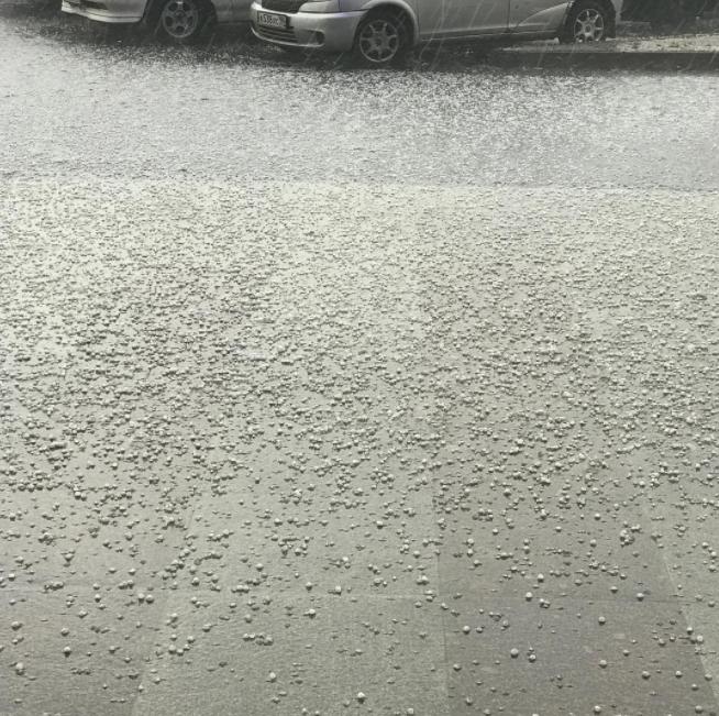 Снег в Петербурге. Фото Instagram @linseestyle