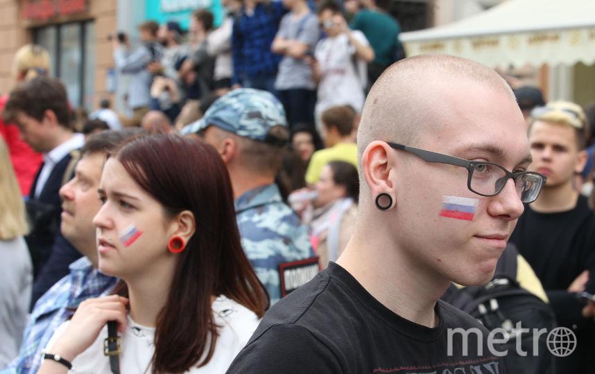 """Митинг в Москве, архивное фото. Фото Василий Кузьмичёнок, """"Metro"""""""