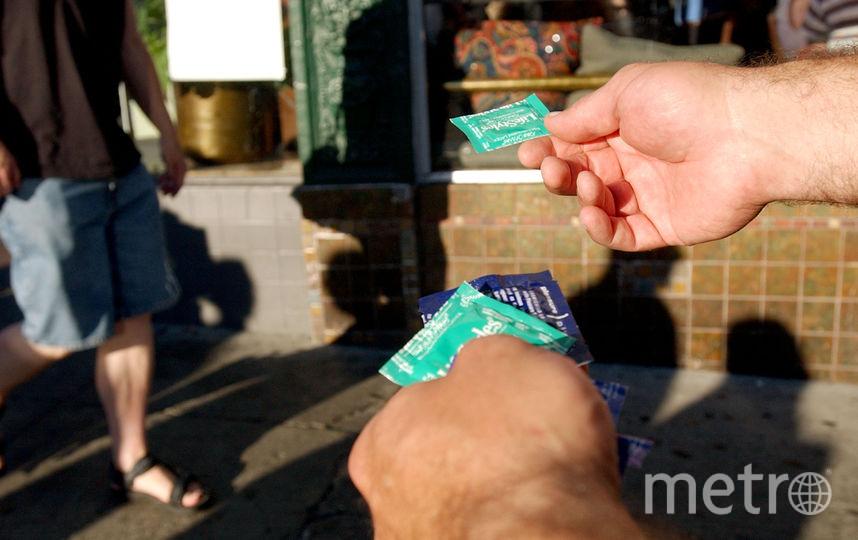 Презервативы. Фото Getty