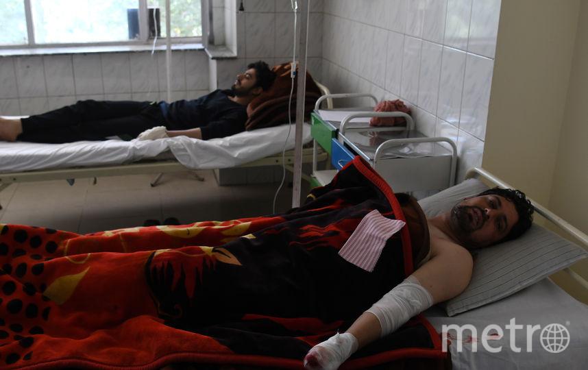 В результате взрыва в столице Афганистана погибли 24 человека. Фото AFP