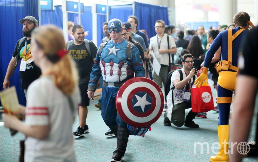 Comic-Con. Фото Getty