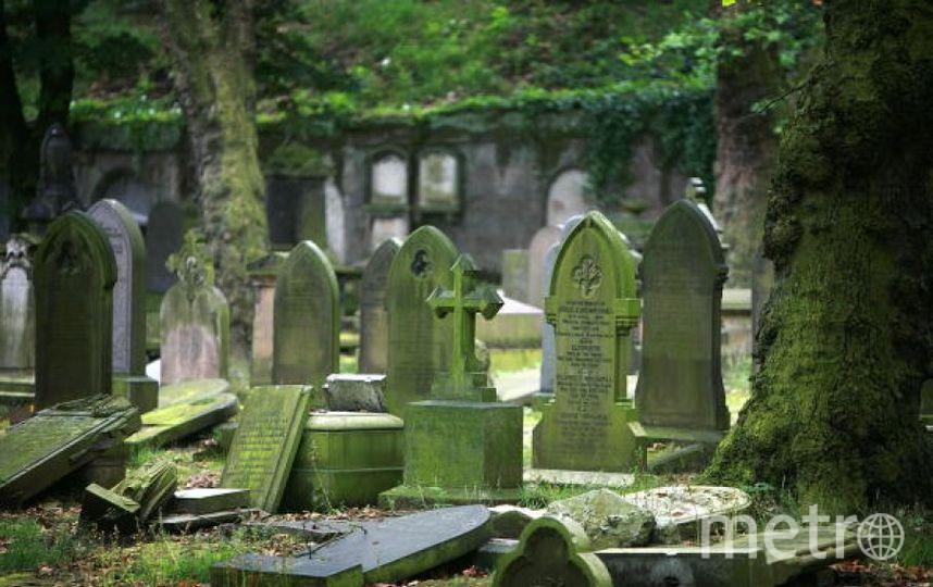 Бирмингемское кладбище. Фото Getty