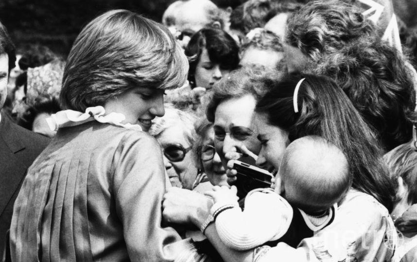 Принцы Уильям и Гарри рассказали о гибели принцессы Дианы. Фото Getty