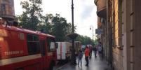 По факту частичного обрушения перекрытий в жилом доме в Петербурге возбудили дело