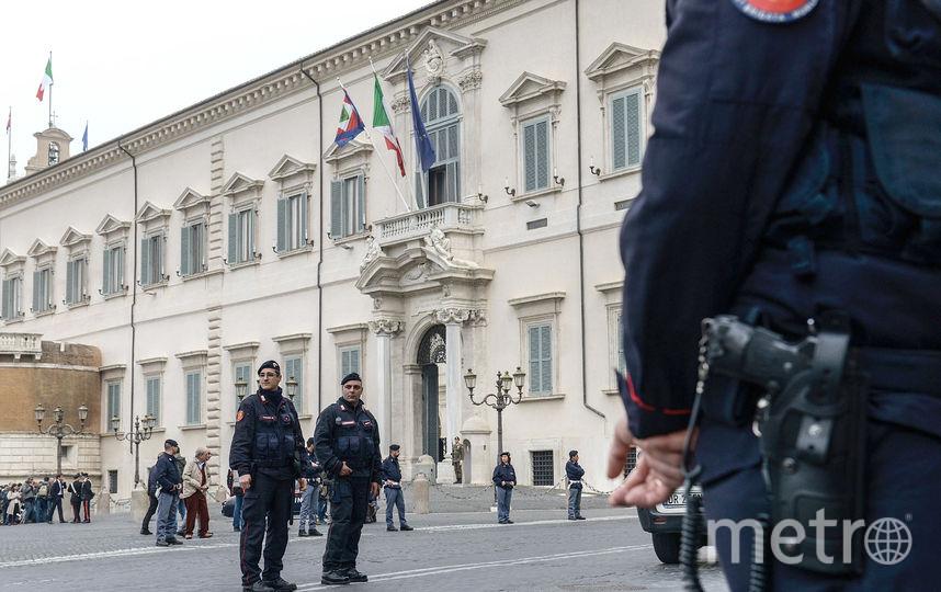 Полиция Италии. Фото Getty