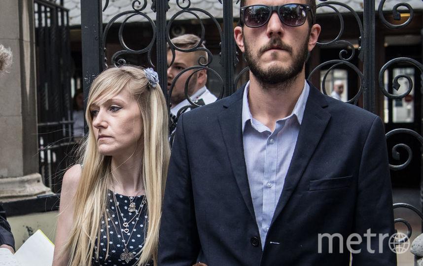 Родители Чарли Гарда объявили, что едут прощаться ссыном перед его гибелью