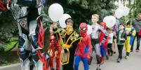 Дети-супергерои прогулялись по Москве: лучшие фото с парада