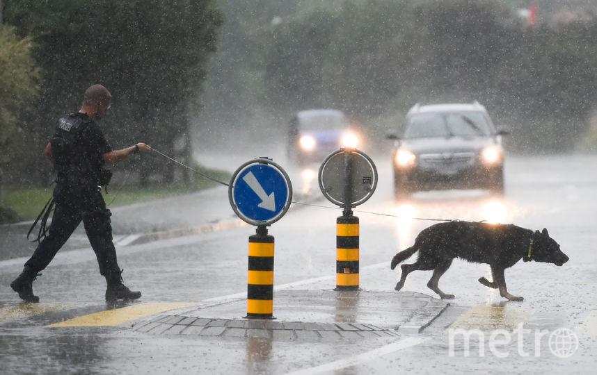 Фото с места событий. Фото AFP