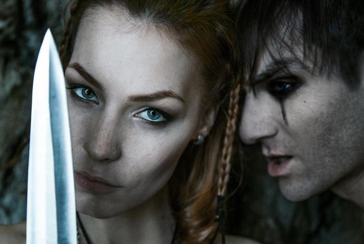 Александр Шепс и Мэрилин Керро - фотоархив.